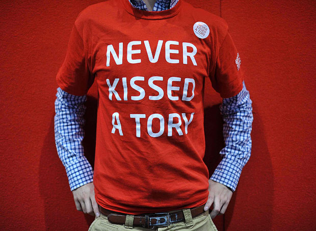 never kissed a tory