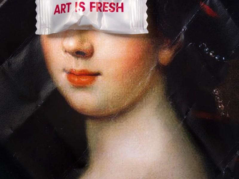 art is fresh/Zeren Badar