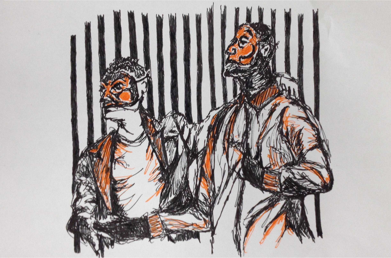 prison theatre alice