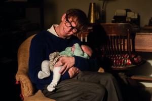 Redmayne as Hawking.