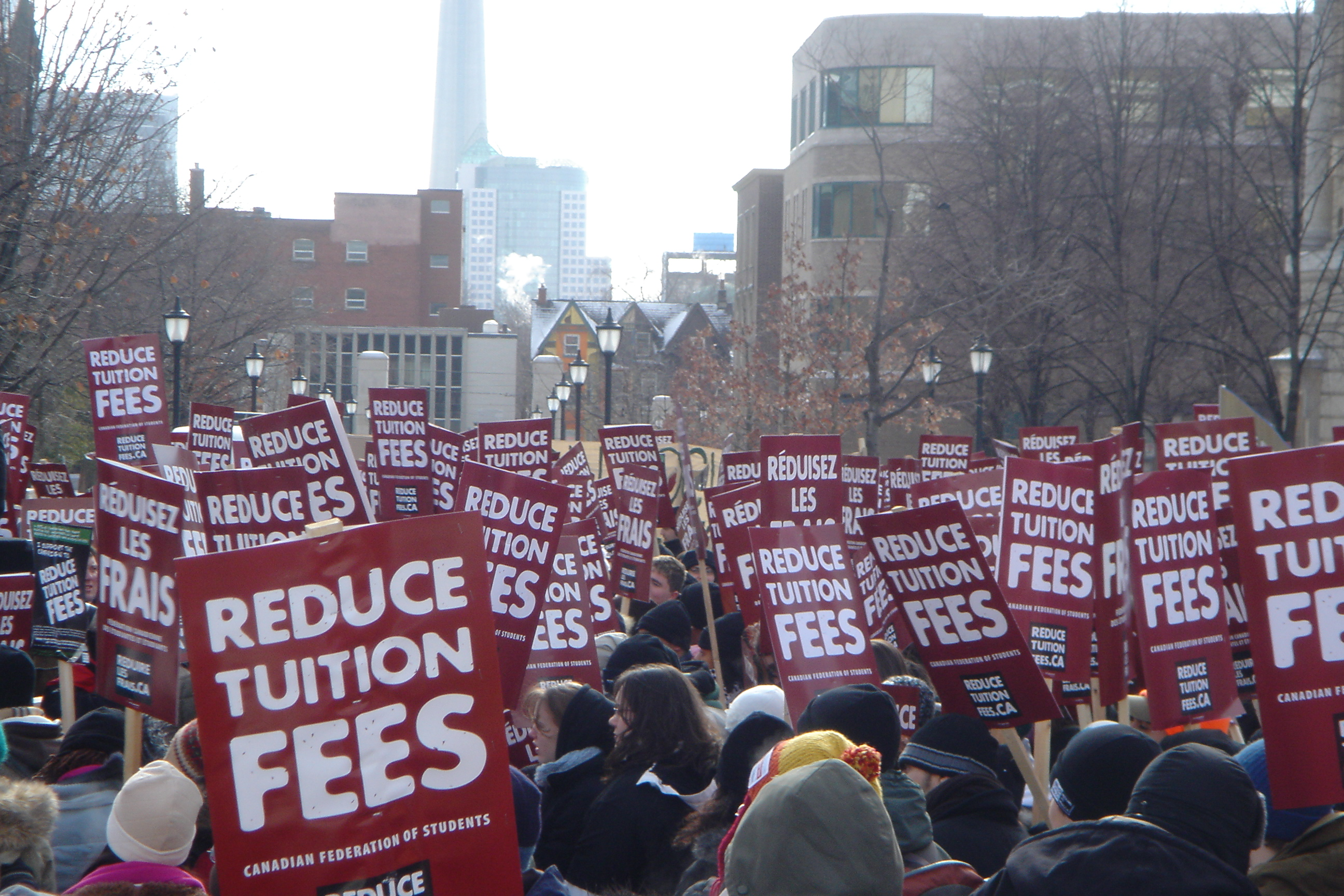 tuition fee increase essay