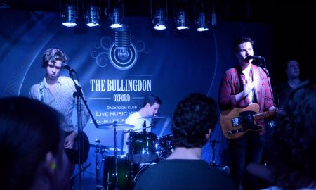 David Gourlay - Bullingdon