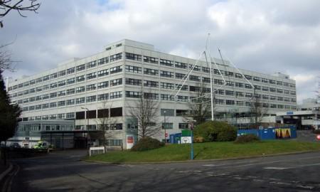 John Radcliffe Hospital. Image: ceridwen (CC BY SA 2.0)