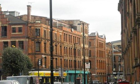 Manchester's Northern Quarter has transformed from industrial neighbourhood to social hub