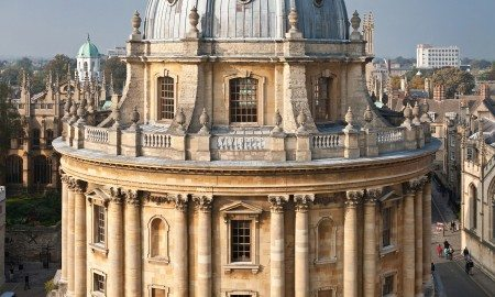 Radcliffe Camera. Credit: Dillif