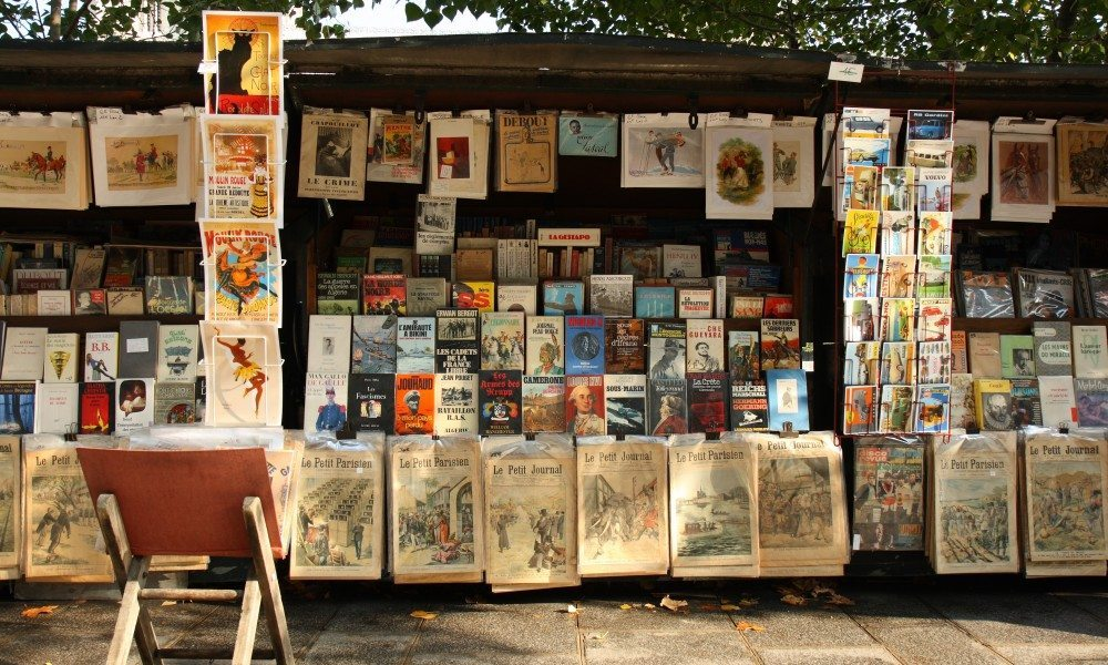 Bouquiniste_Paris