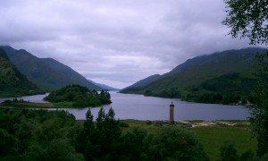 Loch Shiel, Scotland