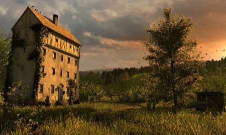 'The Lone House' made by CGI