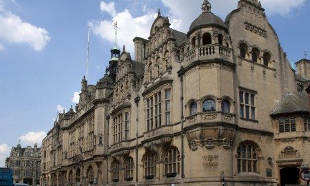 Museum of Oxford and Oxford Town Hall (seat of Oxford City Council). Image: Tony Hisgett (CC BY SA 2.0)