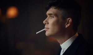 Programme Name: Peaky Blinders - TX: n/a - Episode: Peaky Blinders Episode 5 (No. 5) - Picture Shows:  Thomas Shelby (Cillian Murphy) - (C) Mandabach TV - Photographer: Robert Viglasky