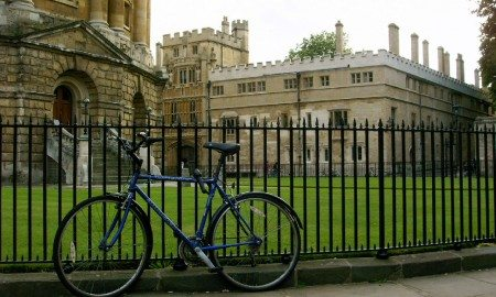 A_Bicycle_in_Oxford