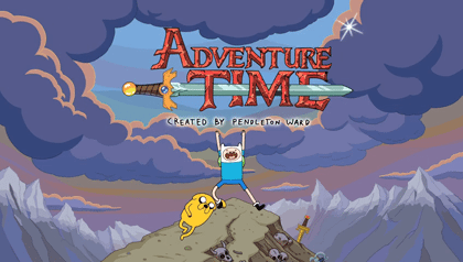 Adventure_Time_-_Title_card