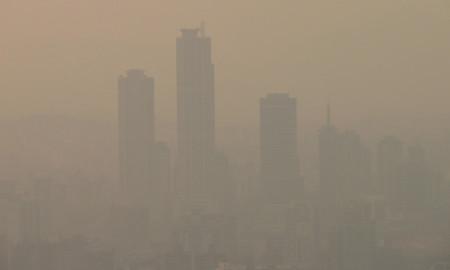 hanging smog