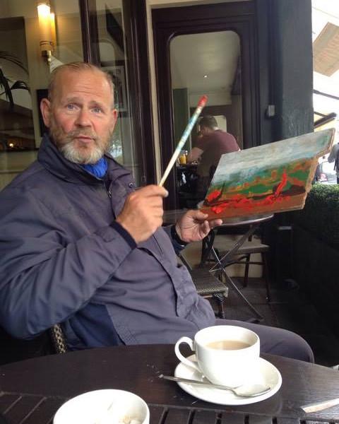 Henry Painter homelessness in oxford