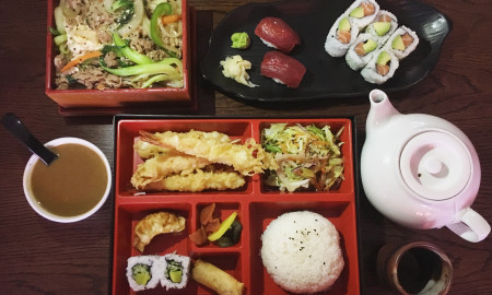 Sushi Corner Review
