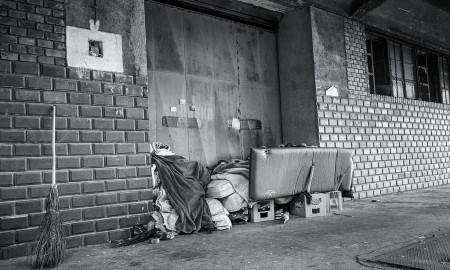 homeless - CREDIT: FLICKR,  Kornelije Sajler