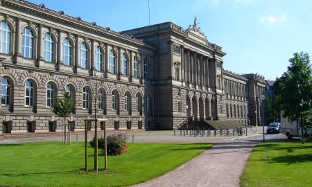 strasbourg uni - CREDIT: jonathan martz