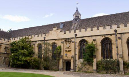 St John's College, Oxford