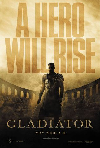 Gladiator: a soundtrack fit for a hero... like you