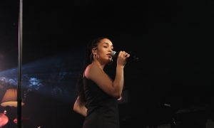 Jorja Smith at the O2, Oxford