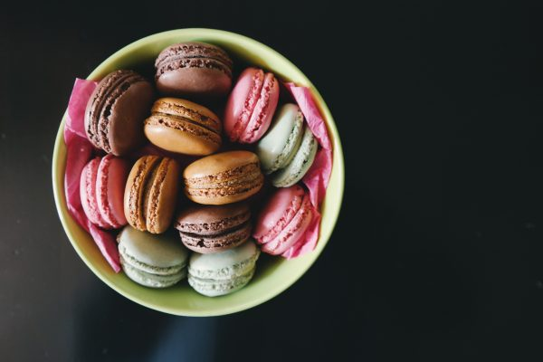 Music makes the macaroons even sweeter