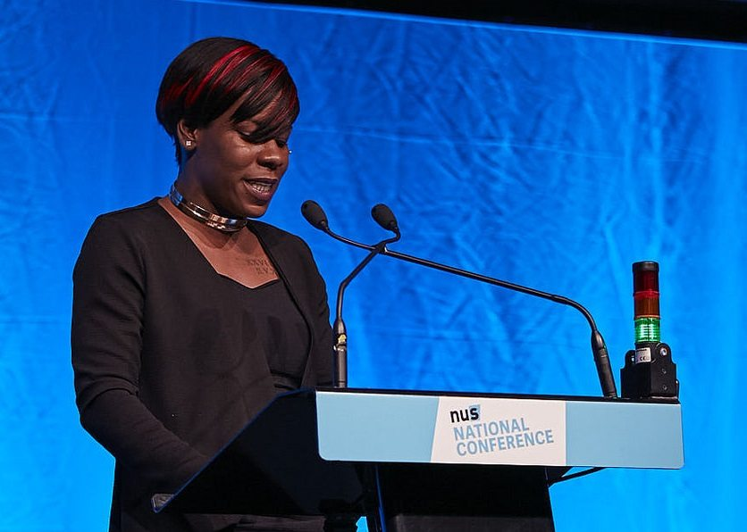 Shakira Martin re-elected as National Union of Students president
