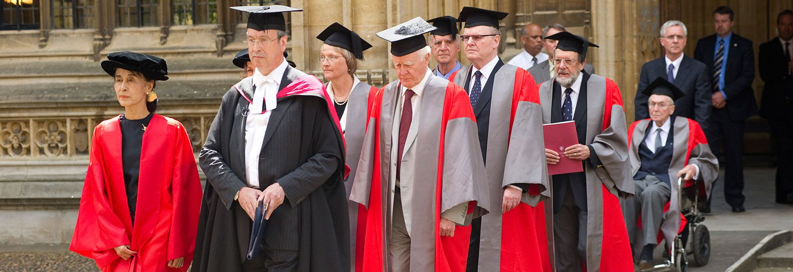 University announces honorary degrees for 2016 – The Oxford Student